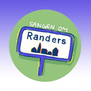 """Invitation - """"Sangen om Randers"""""""